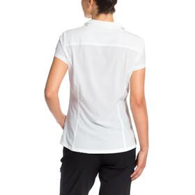 VAUDE Skomer - T-shirt manches courtes Femme - blanc
